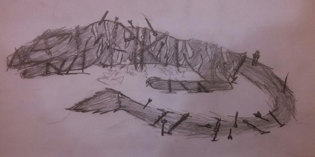 Hralor Sketch by Madeline
